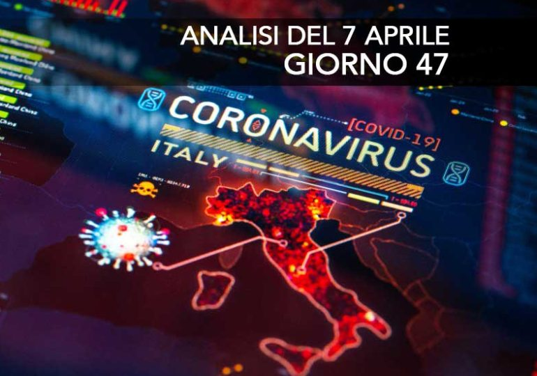 Coronavirus, Update April the 7th, Day 47